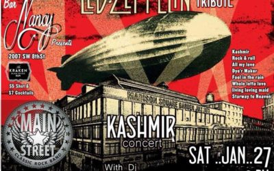 Led Zeppelin tribute with MainStreet performing LIVE!!!