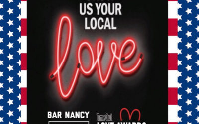 VOTE BAR NANCY! SHOW US YOUR LOCAL LOVE