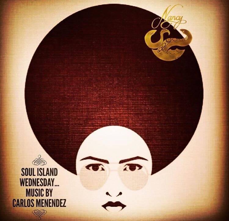 SOUL ISLAND WEDNESDAY - MUSIC BY CARLOS MENENDEZ
