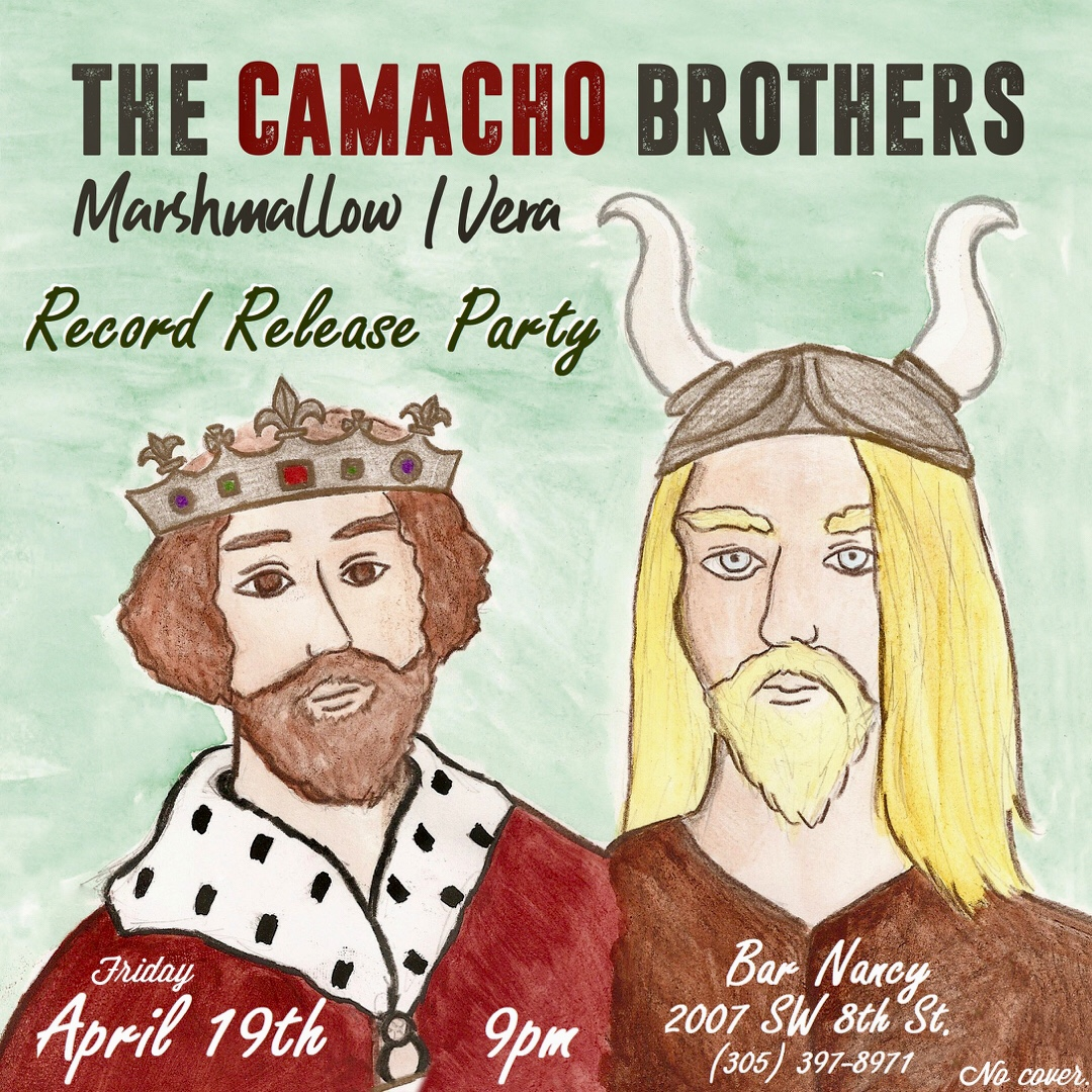 The Camacho Brothers!