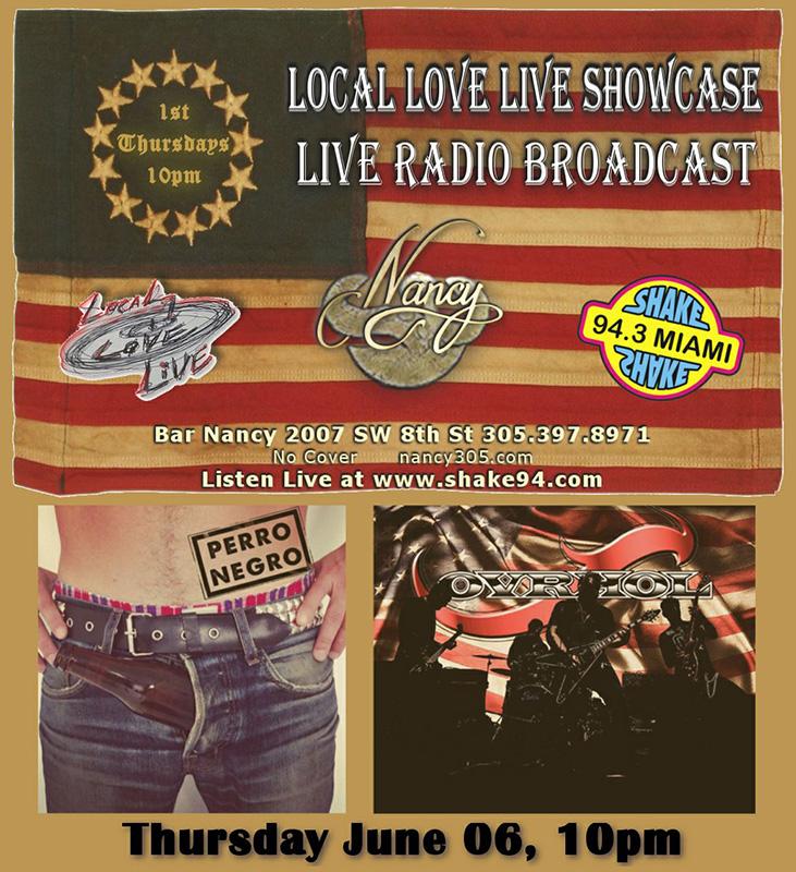 Local Love Live Showcase & Live Radio Broadcast!