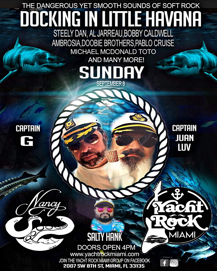 Yacht Rock Sundays! @ Bar Nancy