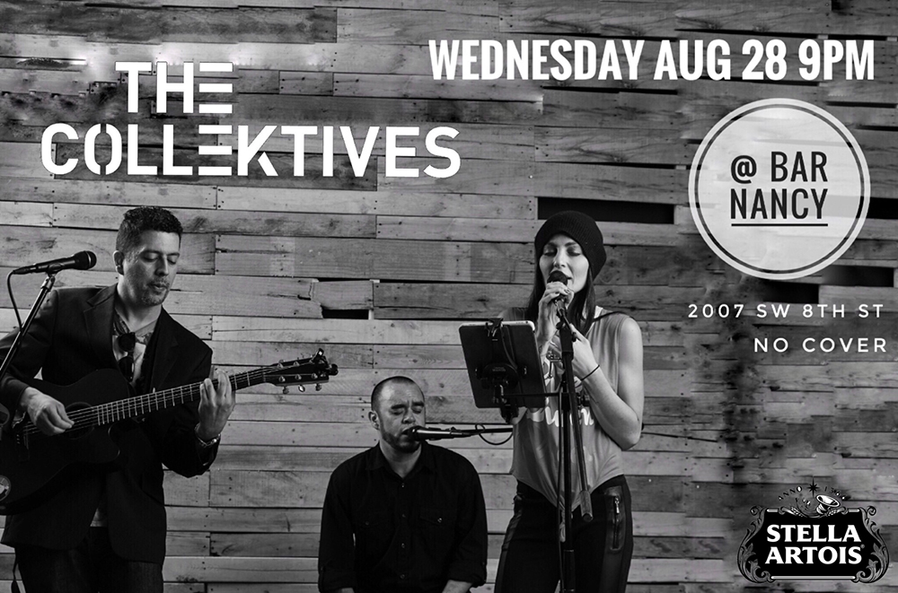 The Collektives! Live! ( 4th Wednesday of Every Month! )