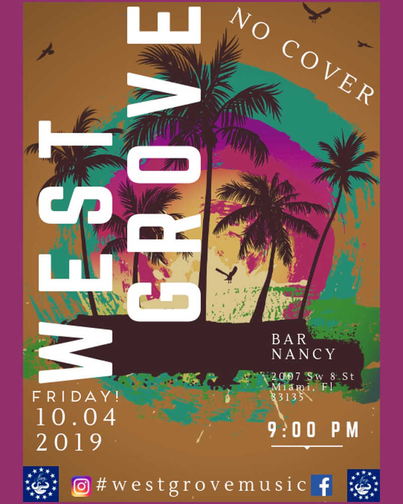 West Grove! Live! @ Bar Nancy
