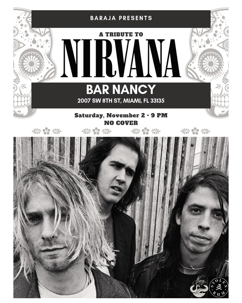 A Tribute To Nirvana!