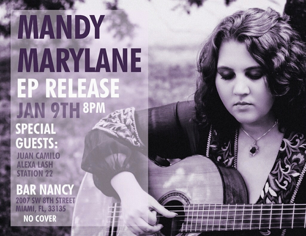 Mandy Marylane - EP Release Party! @ Bar Nancy