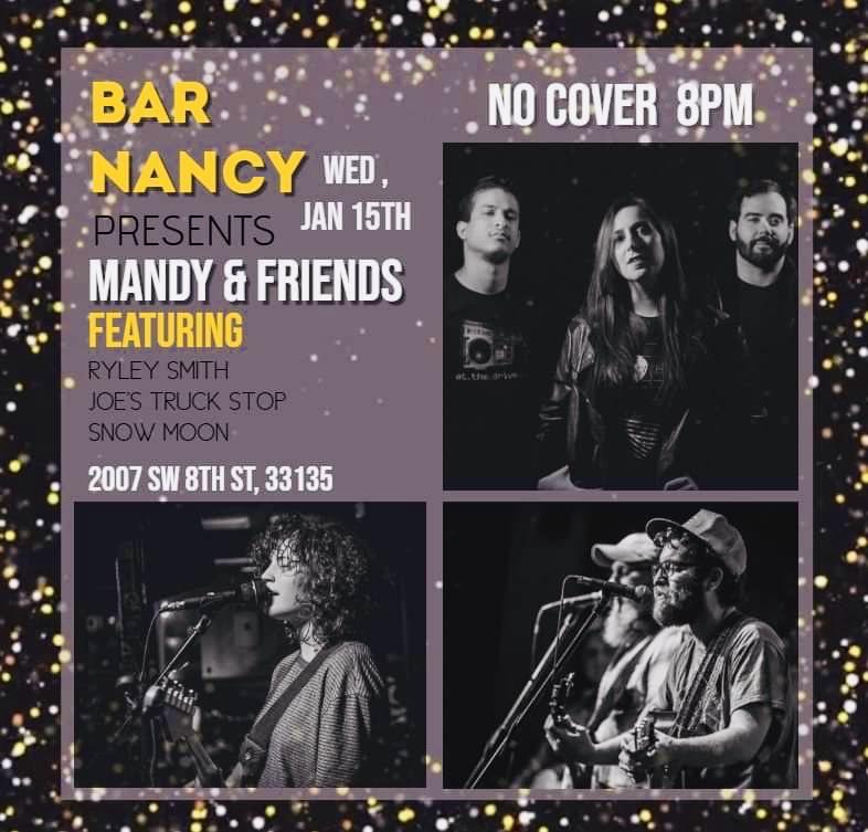 Mandy & Friends @ Bar Nancy