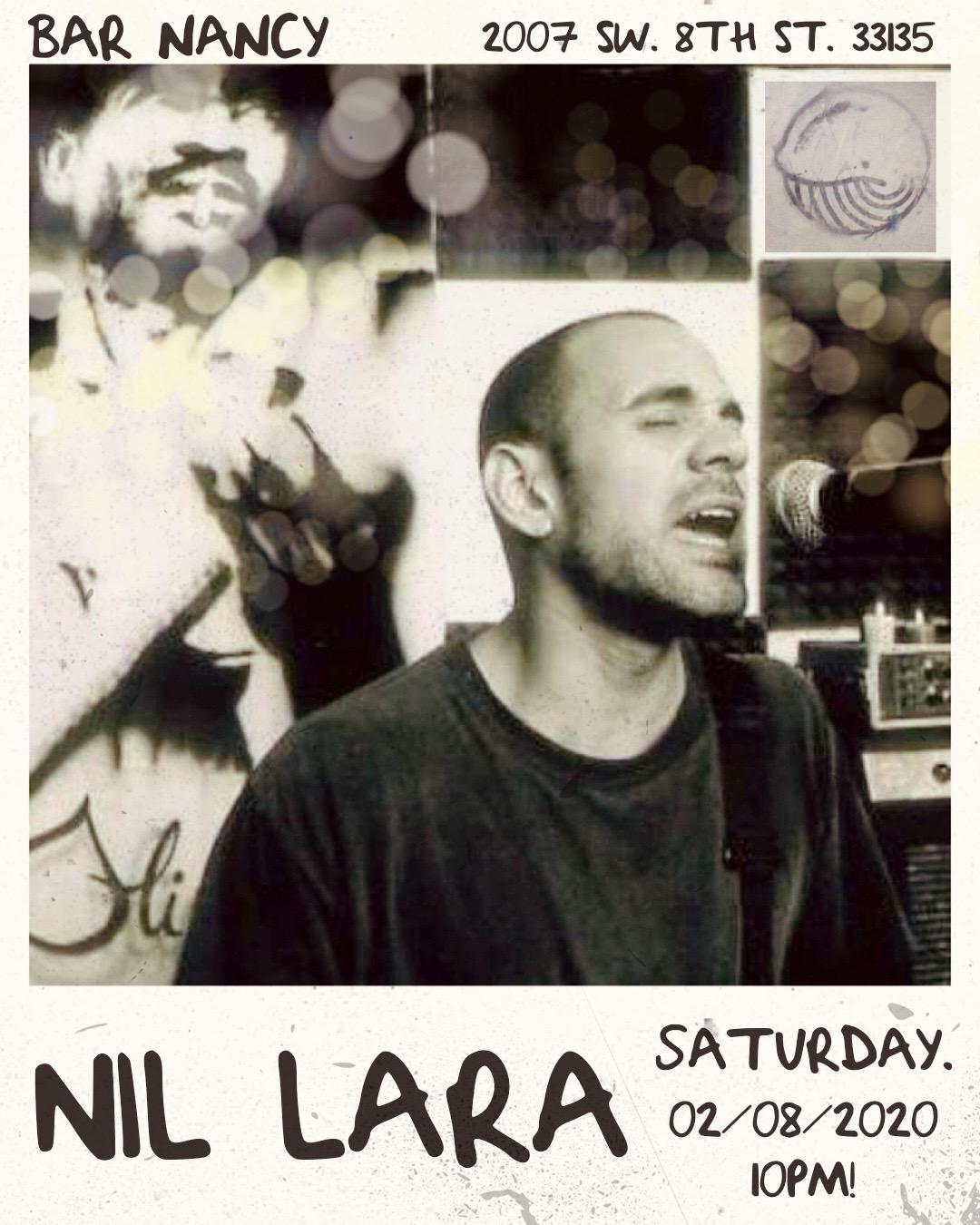 Nil Lara Live at Bar Nancy!